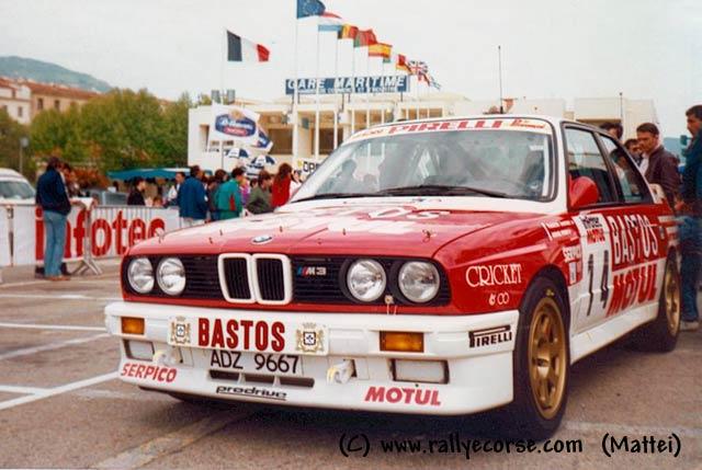Les BMW en Rallyes BMW-M3-Bastos-Motul